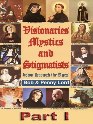 cover image of Visionaries Mystics and Stigmatists Part I
