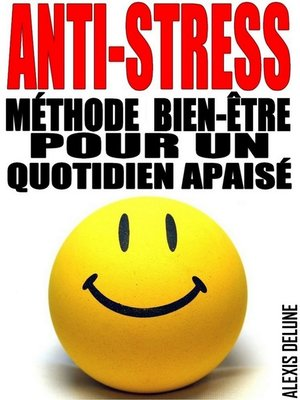 cover image of Anti-Stress