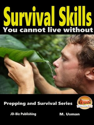cover image of Survival Skills You Cannot Live Without