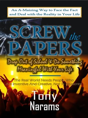 cover image of #1 Screw the Papers