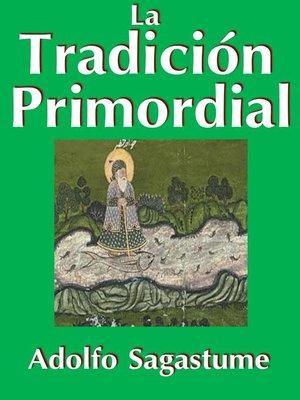 cover image of La Tradición Primordial