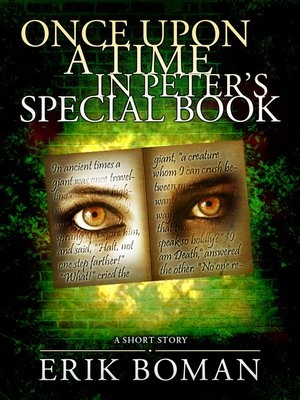 cover image of Once Upon a Time in Peter's Special Book