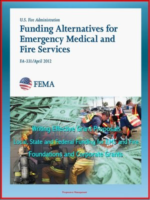 cover image of 2012 Funding Alternatives for Emergency Medical and Fire Services