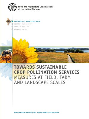 cover image of Towards Sustainable Crop Pollination Services
