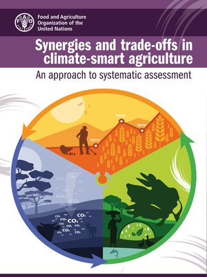 cover image of Synergies and Trade-Offs in Climate-Smart Agriculture