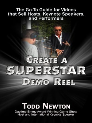 cover image of Create a Superstar Demo Reel