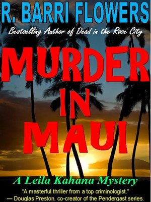 cover image of Murder in Maui