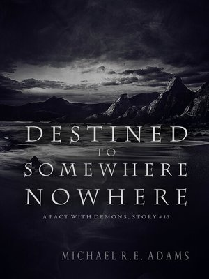 cover image of A Pact with Demons (Story #16)
