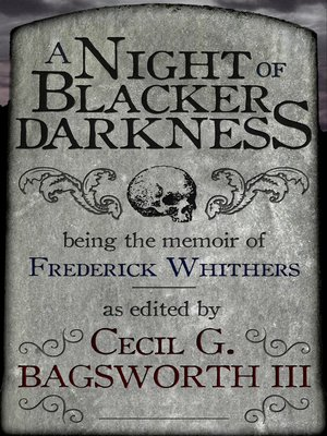 cover image of A Night of Blacker Darkness