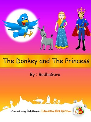 cover image of The Donkey and the Princess