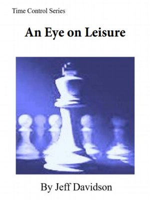 cover image of An Eye on Leisure