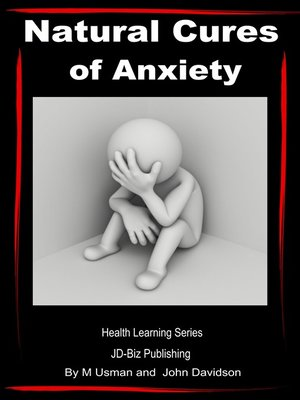 cover image of Natural Cures of Anxiety