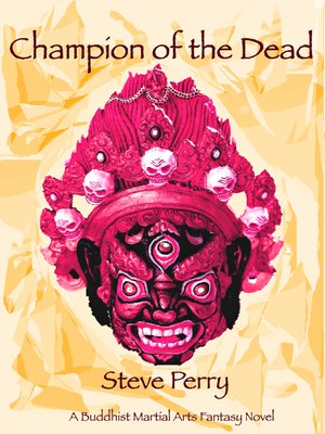 cover image of Champion of the Dead