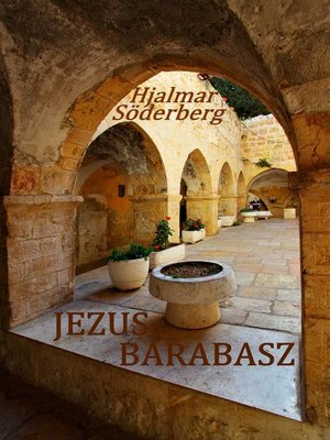 cover image of Jezus Barabasz
