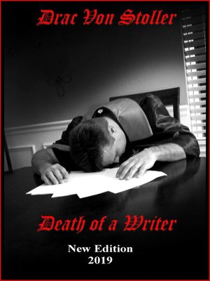 cover image of The Death of a Writer