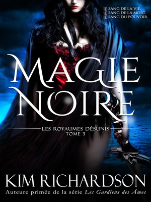 cover image of Magie Noire