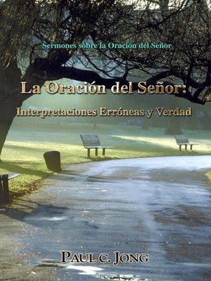 cover image of Sermones sobre la Oración del Señor