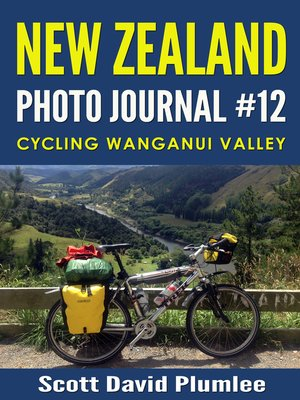 cover image of New Zealand Photo Journal #12