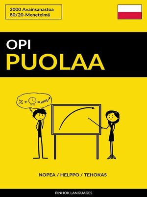 cover image of Opi Puolaa
