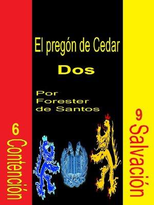 cover image of El pregón de Cedar Dos
