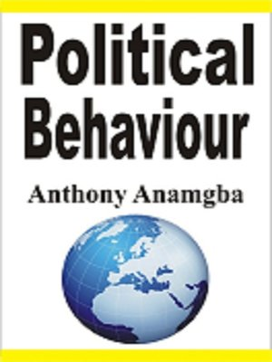 cover image of Political Behaviour