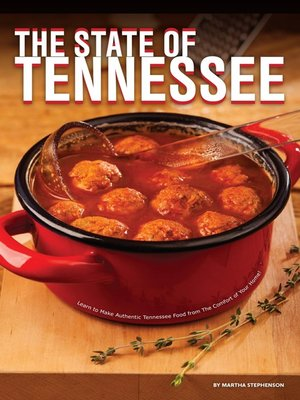 cover image of The State of Tennessee