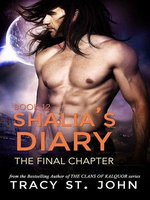 cover image of Shalia's Diary Book 12