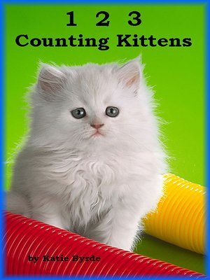 cover image of 1-2-3 Counting Kittens