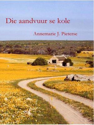 cover image of Die aandvuur se kole