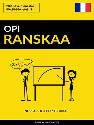 cover image of Opi Ranskaa