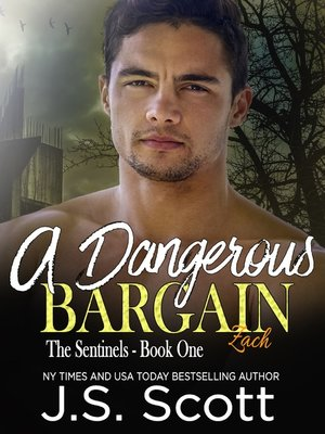 cover image of A Dangerous Bargain (The Sentinel Demons)