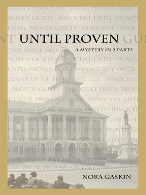 cover image of Until Proven