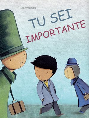 cover image of Tu sei importante