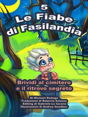 cover image of Le Fiabe di Fasilandia
