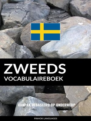 cover image of Zweeds vocabulaireboek