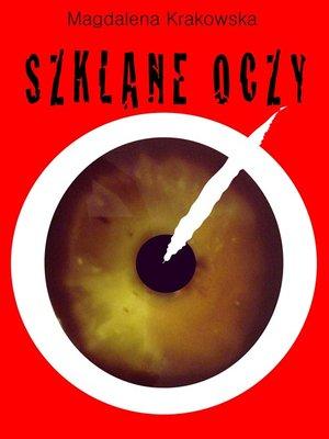 cover image of Szklane oczy