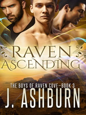cover image of Raven Ascending