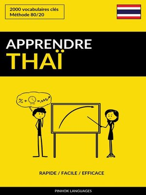 cover image of Apprendre le thaï