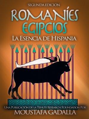 cover image of Romaníes Egipcios