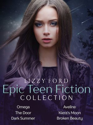 cover image of Epic Teen Fiction