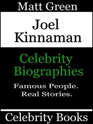 cover image of Joel Kinnaman