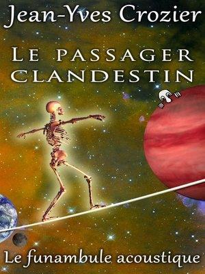 cover image of Le Passager Clandestin