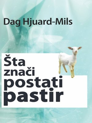 cover image of Šta Znači Postati Pastir