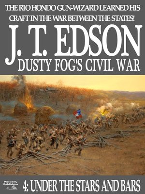 cover image of Dusty Fog's Civil War 4