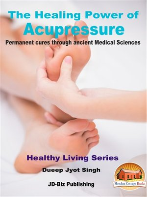 cover image of The Healing Power of Acupressure