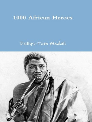 cover image of 1000 African Heroes