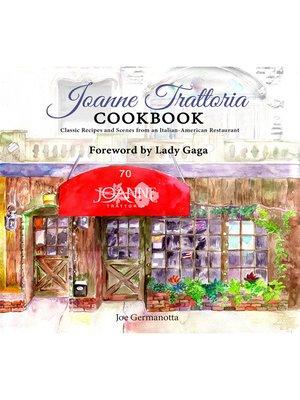 cover image of Joanne Trattoria Cookbook