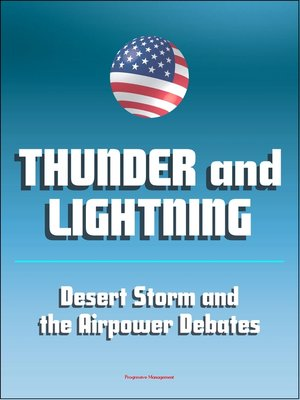 cover image of Thunder and Lightning