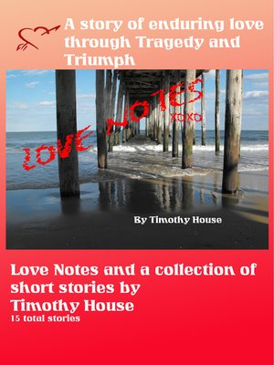 cover image of Love Notes and a collection of short stories