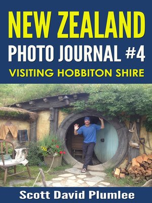 cover image of New Zealand Photo Journal #4
